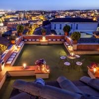 L'hotel Colosseum a sostegno dell'innovazione e della creatività