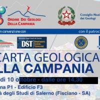 I geologi della Campania presentano la carta geologica regionale: un nuovo strumento per i tecnici del territorio.