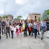 Perugia-Assisi 2018, anche Brusciano ha marciato nel nome della Pace e della Fraternità. (Scritto da Antonio Castaldo)