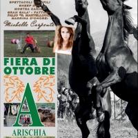 Dal 12 al 14 ottobre torna la Fiera di Ottobre ad Arischia.