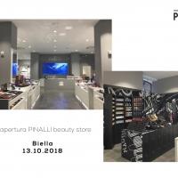Riapre al pubblico, con un'innovativa veste, il beauty store Pinalli Biella