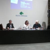 ALESSANDRO ARTINI PRESENTA, AD AREZZO, IL LIBRO DI JULIAN CARRON, CON MARIELLA CARLOTTI.