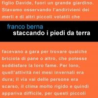 """Edizioni Leucotea insieme a Leucotea Project annunciano l'uscita dell'ebook """"Staccando i piedi da terra"""" di Franco Berna"""