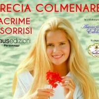 """L'attrice Grecia Colmenares Approda A Napoli Per La Promozione Del Suo Libro """"Lacrime E Sorrisi""""(Graus Edizioni)"""