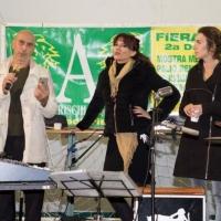 Michelle Carpente, Roberto Ciufoli e Miriana Trevisan ospiti della 30^ edizione della Fiera di Ottobre ad Arischia