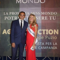 -Brusciano Finale Regionale di Miss Mondo Italia vinta da Roberta Rotondo. Madrina Nunzia Amato finalista per l'Italia a Miss World 2018. (Scritto da Antonio Castaldo)