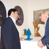 Personale di Vincenzo Cossari alla Milano Art Gallery: l'intervista al Maestro