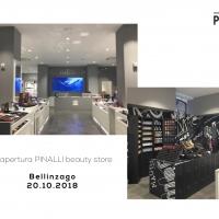 Riapre al pubblico, con un'innovativa veste, il beauty store Pinalli Bellinzago