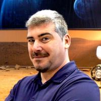 L'Al Gore italiano, Emmanuele Macaluso, al NASA Space Apps Challenge Brescia