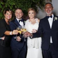 Sposi Dario Duro e Loredana Gaudiosi