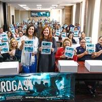 """""""Mondo Libero dalla Droga"""" in Brasile per combattere il crack"""
