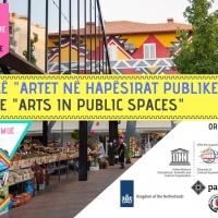 La prima Conferenza Internazionale in Albania sull'arte pubblica