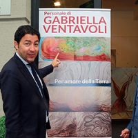 Gabriella Ventavoli alla Milano Art Gallery con una mostra tutta green