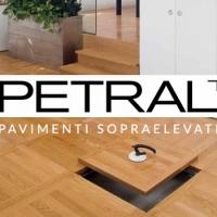 Ristrutturare l'ufficio: ora puoi scegliere i pavimenti sopraelevati