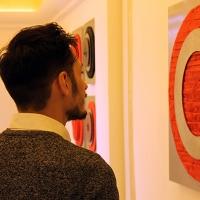 """""""Geometrie"""", taglio del nastro per una mostra di arte e bellezza"""