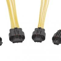 RS Components lancia il sistema di connettori filo-filo con passo da 1,80 mm certificato IP67 di Molex