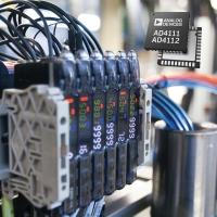 I convertitori di precisione A/D da +/-10V e 0-20mA di Analog Devices semplificano lo sviluppo dei moduli PLC