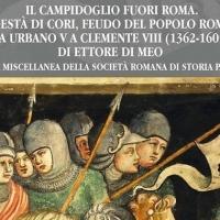 'Il Campidoglio fuori Roma', sabato al museo di Cori la presentazione del libro di Ettore Di Meo