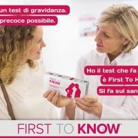 Da oggi su Easyfarma il test di gravidanza per le donne che vogliono un risultato certo anche nei giorni che precedono la data presunta delle mestruazioni.