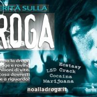Un Mondo Libero dalla Droga partecipa a Lucca Comics and Games