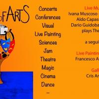 Domenica 4 Nov live music, esposizioni di arti visive e jam-> Napoli, centro storico.