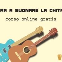 Video corso di chitarra gratis - livello principiante