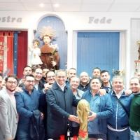 """-Brusciano: """"Paranza Volontari"""" ancora con l'Associazione """"Passione Infinita"""" per la Festa dei Gigli di Barra 2019. (Scritto da Antonio Castaldo)"""