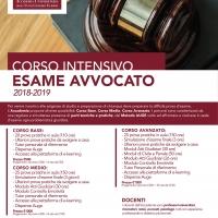 Accademia Universitaria degli studi Giuridici Europei - Corso Esame Intensivo Avvocato