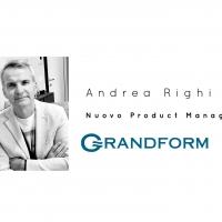Nuovi incarichi: Andrea Righi nuovo Product Manager  di Grandform