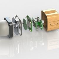 Symeo GmbH presenta la famiglia di sensori di posizionamento RADAR LPR®-1DHP-200 a 60GHz