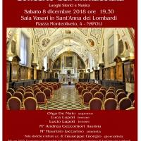 Concerto dell'Immacolata 2018 di Noi per Napoli