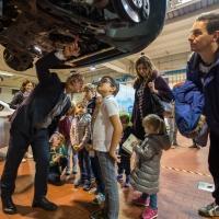Il mondo delle quattro ruote a misura di famiglia: l'evento a Treviso presso la nuova concessionaria BMW Autostar