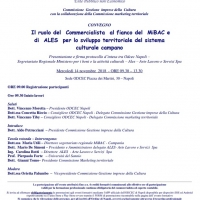 Protocollo d'intesa a Piazza dei Martiri il 14 novembre presso l'ordine dei dottori commercialisti ed esperti contabili
