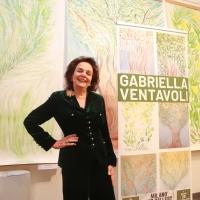 Gabriella Ventavoli emoziona la Milano Art Gallery con le sue opere per la natura