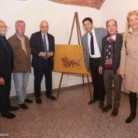 Milano Art Gallery: Vincenzo Cossari inaugura la mostra tra i vip