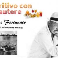 Aperitivo con l'autore: Steve Fortunato