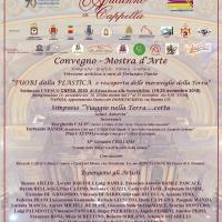 Mostra dei Club per l'Unesco di Puglia e Campania al Tesoro di San Gennaro a Napoli sul tema della plastica