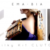Silky Kit Clutch by EMA-BIA