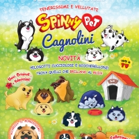 SBABAM lancia le nuove Spinny Pet Cagnolini