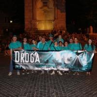 """""""La Verità sulla Droga"""" a Piazza Euclide"""