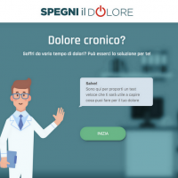 Campagna Trattamento Dolore Cronico nasce il sito www.spegniildolore.it