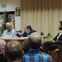 COMUNITA' LA COLLINA: PRESENTATO IL PIU' RECENTE LIBRO  SCRITTO DAL PROFESSOR ALDO NATALE TERRIN