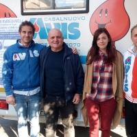 Mariglianella: AVIS riscontra positiva risposta dei donatori di sangue.