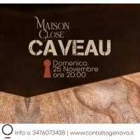 Il Caveau diventa Teatro: la Storia delle Case Chiuse in scena come nei Café Chantant