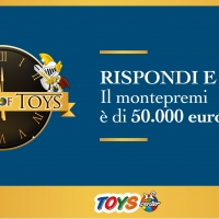 Arriva GAME OF TOYS