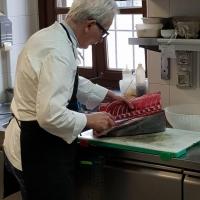 A cena con Sergio Mei a Cascina Ovi: speciale sapori di Sardegna