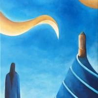 Lo sguardo narrato in pittura da Graziano Ciacchini