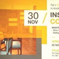 Inside the colours 3.0: Izzo, Miscione, Minervini in mostra allo Sudio Manfredonia