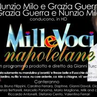 Torna l'atteso programma dedicato alla canzone napoletana. Non c'è due senza tre!