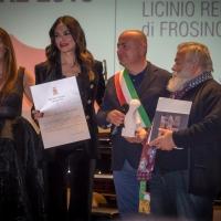 Frosinone, Storie di donne con Maria Grazia Cucinotta